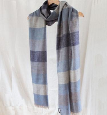 pure cashmere designer scarf