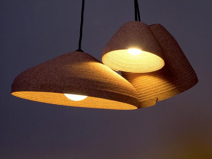 Salt Lamps Cork : Cork-a designer delight - IMBYOU U.K.